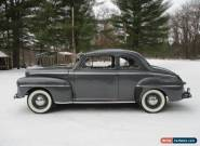 1947 Ford Coupe 2 door for Sale