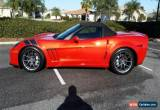 Classic 2012 Chevrolet Corvette for Sale