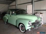 FJ Holden Special Sedan for Sale