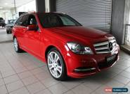 Mercedes Benz C250 Advantage Estate 1.8L Petrol Auto  - 02 9479 9555 Finance TAP for Sale