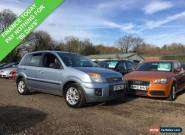 2007 07 FORD FUSION 1.4 ZETEC CLIMATE 5DR 78 BHP for Sale