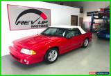 Classic 1993 Ford Mustang GT for Sale
