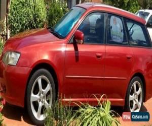 Classic Subaru Liberty 2.5L 2004 Wagon   for Sale