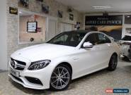 MERCEDES C CLASS AMG C 63 PREMIUM, White, Auto, Petrol, 2016  for Sale