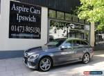 MERCEDES C CLASS C250 BLUETEC AMG LINE PREMIUM PLUS, Grey, Auto, Diesel, 2015  for Sale