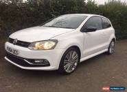 Volkswagen Polo 1.4 TSI BlueMotion Tech ACT BlueGT Hatchback 3dr (start/stop, AC for Sale