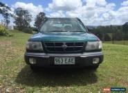 Subaru Forester Auto 1997 model  for Sale