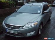 Ford Mondeo estate titanium (thunder grey) 2l for Sale