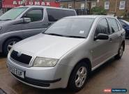 2003 Skoda Fabia 1.2 Ltd Edn Silverline Petrol Manual 5 Door Hatchback Silver for Sale