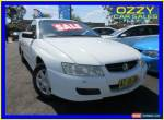 2005 Holden Commodore VZ White Automatic 4sp A Utility for Sale