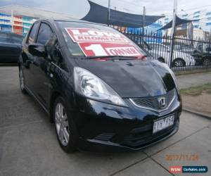 Classic 2010 Honda Jazz GE VTi-S Black Automatic 5sp A Hatchback for Sale