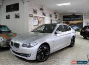 BMW 5 SERIES 520D EFFICIENTDYNAMICS Silver Manual Diesel, for Sale
