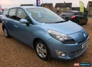 2010 Renault Grand Scenic 1.5dCi ( 106bhp ) Dynamique Tom Tom Low miles 88k for Sale