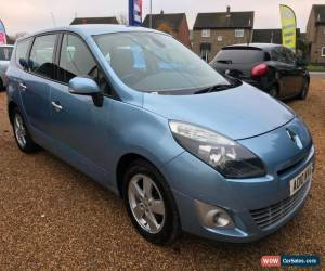 Classic 2010 Renault Grand Scenic 1.5dCi ( 106bhp ) Dynamique Tom Tom Low miles 88k for Sale