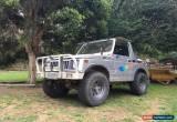 Classic Suzuki Sierra for Sale