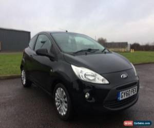 Classic 2010 Ford KA 1.2 Zetec 3dr for Sale