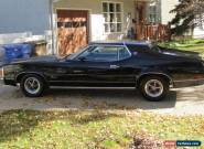Mercury : Cougar XR7 for Sale