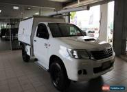 Toyota Hilux SR 4x4 Turbo Diesel Cab Chassis Manual - 02 9479 9555 Finance TAP for Sale