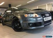 2006 Audi RS4 Saloon 4.2 Saloon 4dr Petrol Manual Quattro (324 g/km, 415 for Sale