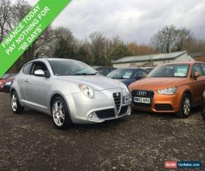 Classic 2010 10 ALFA ROMEO MITO 1.4 TURBO VELOCE 16V 3DR 95 BHP for Sale