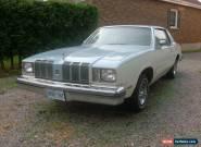 Oldsmobile: Cutlass Supreme for Sale