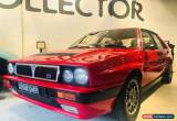 Classic 1989 Lancia Delta Integrale. Fully Reconditioned.  for Sale
