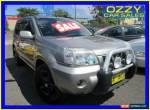 2005 Nissan X-Trail T30 ST (4x4) Silver Automatic 4sp A Wagon for Sale
