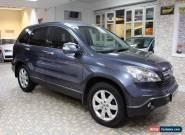 HONDA CR-V I-VTEC ES Grey Auto Petrol, 2007  for Sale