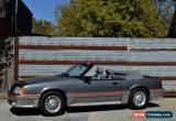 Classic 1989 Ford Mustang GT Convertible 2-Door for Sale