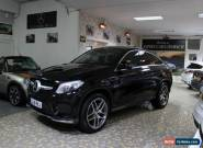 MERCEDES GLE CLASS GLE 350 D 4MATIC AMG LINE Black Auto Diesel, 2016  for Sale