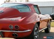 1966 Chevrolet Corvette FACTORY AC for Sale