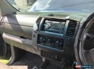 Nissan Navara ST-X Turbo Diesel 6spd manual for Sale