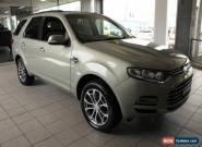 FORD TERRITORY SZ TITANIUM 4X4 SPORTS AUTO - 02 9479 9555 Finance TAP for Sale
