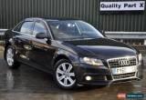 Classic 2011 Audi A4 2.0 TDI SE Multitronic 4dr for Sale
