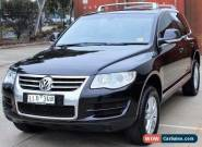 2010 VOLKSWAGEN TOUAREG V6 TDi MY10 4xMOTION 5 SEATER SUV for Sale