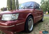 Classic 1988 SAAB 900 AERO CLASSIC 16S TURBO / CHERRY RED / CARLSSON for Sale