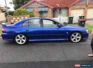 Vz sv8 Holden Commodore  for Sale