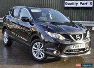 2014 Nissan Qashqai 1.6 dCi Acenta Premium Xtronic CVT 5dr for Sale