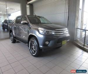 Classic Toyota Hilux SR5 2.8L Diesel Automatic Dual Cab - 02 9479 9555 Finance TAP for Sale
