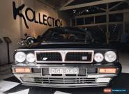 1989 LANCIA DELTA INTEGRALE, Diamond Black, 16 valve, Fully Registered.  for Sale