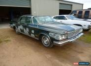 1964 Chrysley New Yorker for Sale