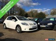 2010 60 TOYOTA AURIS 1.6 TR VALVEMATIC MMT 5DR AUTOMATIC 132 BHP for Sale