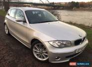 2005 55 BMW 1 SERIES 2.0 120D SPORT 5D 161 BHP DIESEL for Sale
