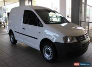 Volkswagen Caddy 1.9L Turbo Diesel Automatic Van - 02 9479 9555 Finance TAP for Sale