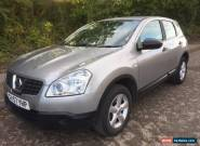 2007 Nissan Qashqai 1.5 DCI Diesel, V. long Mot, Very cheap at this mileage ! for Sale