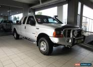 Ford F250 XLT 4x4 Super Cab Pick Up Turbo Diesel Auto - 02 9479 9555 Finance TAP for Sale