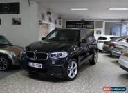 BMW X5 XDRIVE30D M SPORT Black Auto Diesel, 2013  for Sale