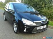 2010 (60) Ford C-MAX 1.6 Zetec 100 16v ONLY 32135 MILES FROM NEW for Sale