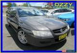 Classic 2007 Holden Commodore VZ MY06 Upgrade Executive Grey Automatic 4sp A Wagon for Sale
