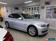 BMW 5 SERIES 520D SE Silver Auto Diesel,2010 for Sale